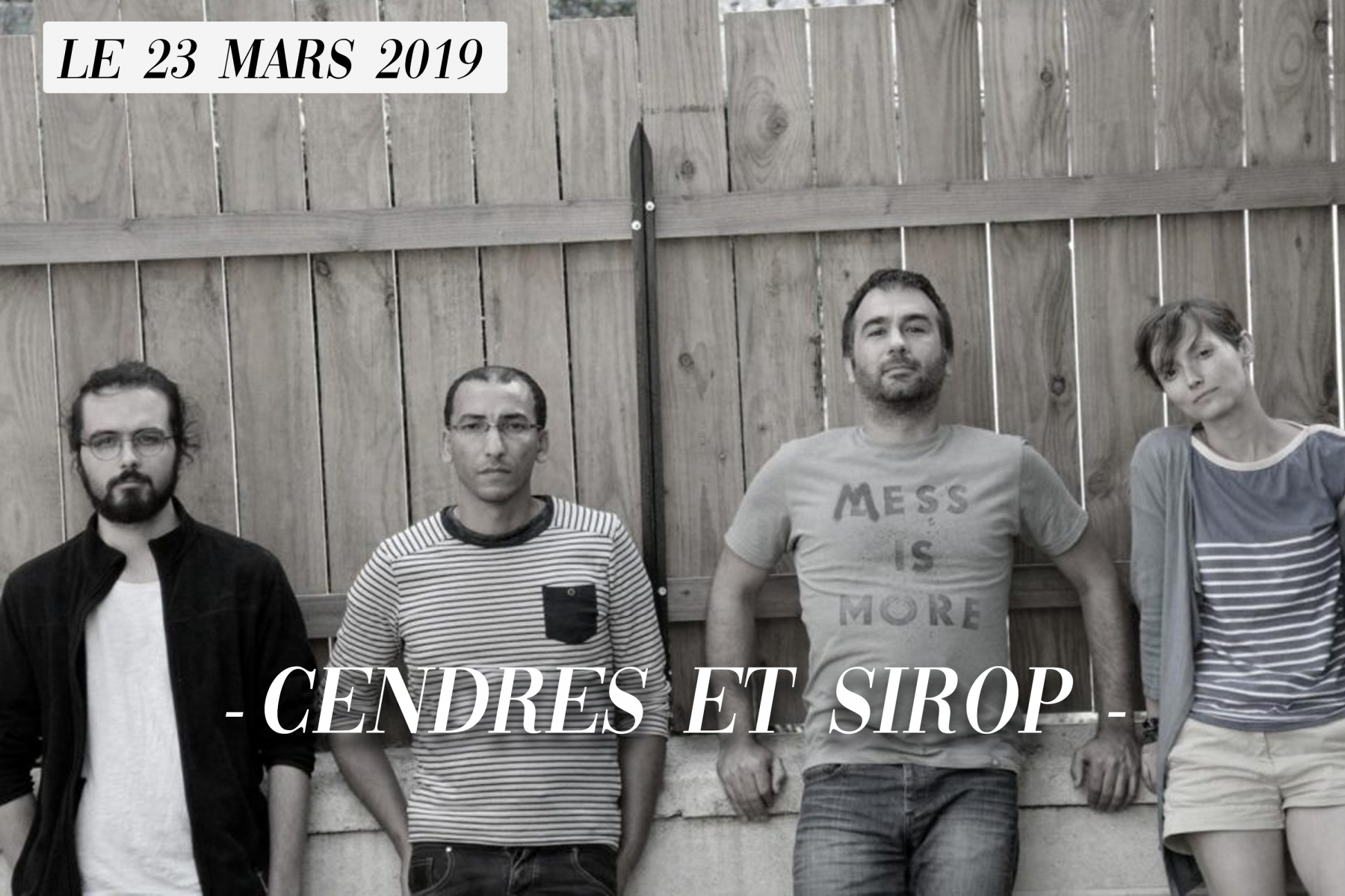 Cendres-et-Sirop