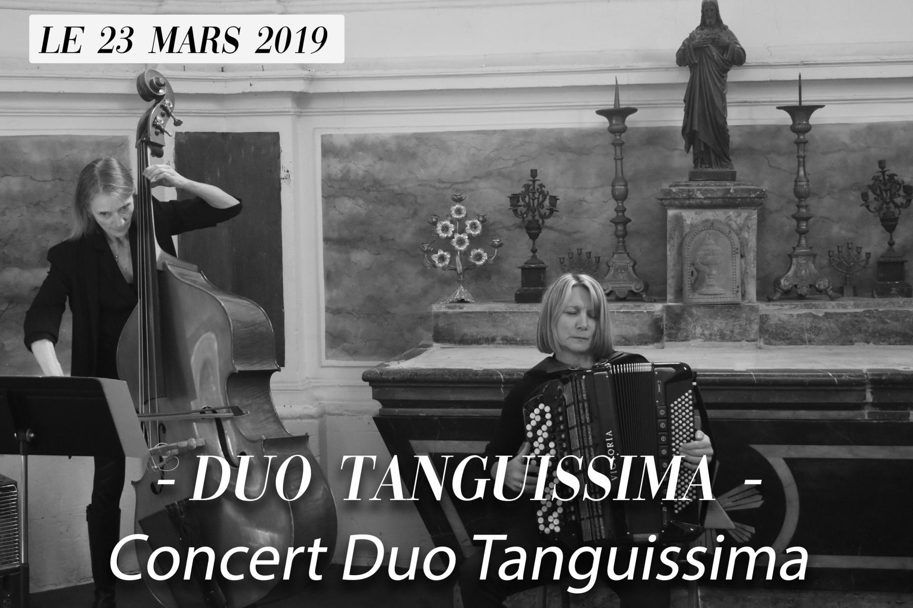Duo-Tanguissima