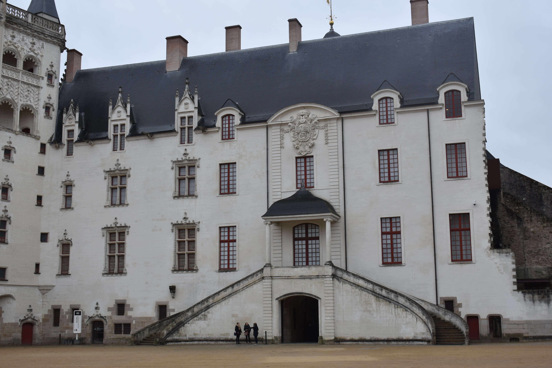 Nantes Historique