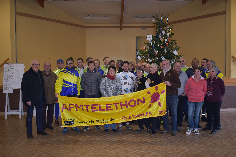 Vair sur Loire – Anetz Téléthon 2017 – 9 Décembre